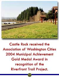 © City of Castle Rock - Parks Award